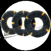 Spare discs for wheel hub grinder 1, 75mm internal