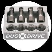 Duo Drive XZN 12-point Socket Kit