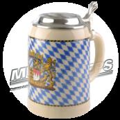 MUELLER-KUEPS Beer Mug